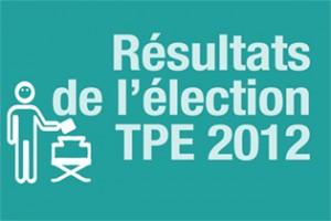 résultats elections TPE 2012